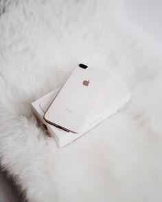 Iphone 8 plus gold 256 GB.