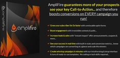 Amplifire - Fastest Way To Turn Website Visitors To Customers