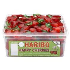 Haribo Happy Cherries 120 Pieces Per Tub - http://handygrocery.org/grocery-gourmet-food/haribo-happy-cherries-120-pieces-per-tub-couk/