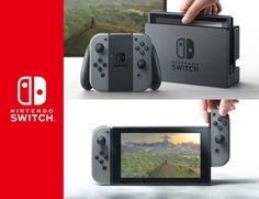 Finally, Nintendo has revealed their new gaming console and March 2017 couldn't come soon enough for Nintendo fans and hardcore gamers. The new gaming console codenamed the Nintendo NX is now officially known as the Nintendo Switch. Nintendo Switch Splatoon 2, Nintendo Switch Price, Nintendo Switch Games, Wii U, Wall Street Journal, Ghost Recon, Pokemon, Nintendo News, The Legend Of Zelda