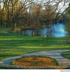 Hello and good morning from beautiful park Maksimir! #Zagreb #WeLoveZagreb