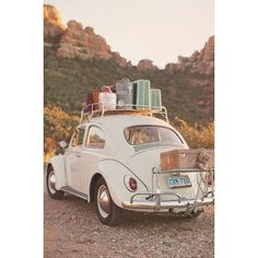 VW Road Trip | adventure ❤ liked on Polyvore featuring backgrounds, pictures, cars, image and vintage