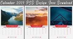 Wall Calendar 2019 PSD Design Free Download Photoshop Software, Photoshop Plugins, Photoshop Tutorial, Indian Wedding Album Design, Wall Calendar Design, E 10, High Resolution Photos, Psd Templates, Cover Photos