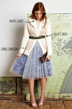 Capelli Skirt: the skirt is cute and with the belt cinched out the waist it evens out the bulk at the bottom.