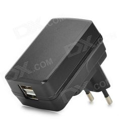 Color: Black; Brand: Huntkey; Model: D202; Material: Plastic; Quantity: 1 Piece; Compatible Models: Phone / Tablet / MP4 / Camera; Input Voltage: 100-240 V; Output Current: 2.1 A; Output Power: 10 W; Output Voltage: 5 V; Plug Specifications: EU Plug (2-Round-Pin Plug); Certification: MFi; Packing List: 1 x AC Charger; http://j.mp/1ocoKh0