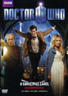 @Overstock - Doctor Who: A Christmas Carol (DVD) - The Doctor tries to save the soul of a lonely old miser in a bid to save Rory and Amy, who are trapped on a crashing space liner.    http://www.overstock.com/Books-Movies-Music-Games/Doctor-Who-A-Christmas-Carol-DVD/5584613/product.html?CID=214117  $12.17