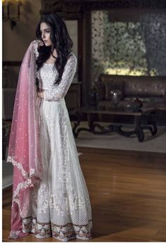 Maria. B Latest Luxury Dresses Embroidered Collection 2016-2017 | StylesGap.com