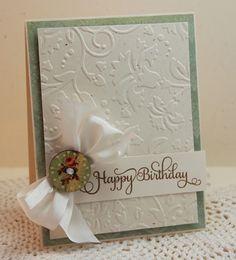Birthday card designed by Deborah Saaranen.
