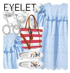 Eyelet contest by lustydame on Polyvore featuring polyvore fashion style WithChic Joshua's MKF Collection clothing