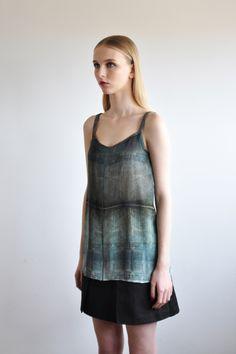 "Aroma30 SS15 Collection ""Concrete"" minimal chic design"