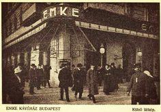A Rákóczi út és az Erzsébet körút sarkán álló épületben Wassermann Jónás 1894-ben nyitott kávéházat, melyet EMKÉ-nek nevezett el, az Erdélyrészi Magyar Közművelődési Egyesület kezdőbetűiből. Blaha Lujza a ház első emeletén lakott.