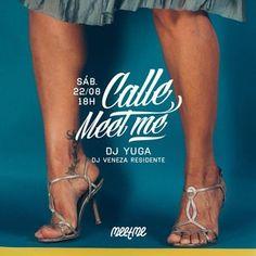 Calle (set ao vivo no Meet Me)