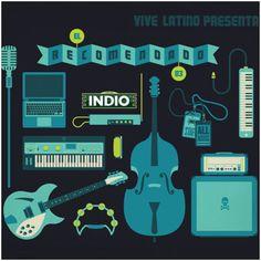 Vive Latino presenta: El recomendado (Ases Falsos, Presidente, De nalgas, Monsieur Periné y más)