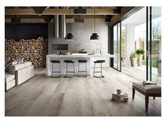 Kitchen design ideas: Top 10 kitchen tiles - Home & Decor Singapore Kitchen Tiles, Kitchen Decor, Wood Effect Tiles, Outdoor Flooring, Wall And Floor Tiles, Cuisines Design, Interior Exterior, My New Room, Interior Design Living Room