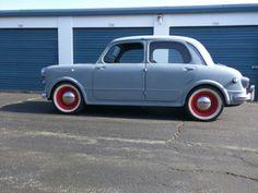 1957 Fiat Millecento 1100