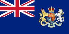 British diplomatic flag