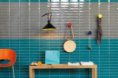 Keen to jump on the subway tile trend? We share different ways to use subway tiles in your home to help you make the most of the trend. Liverpool, Tile Showroom, Feature Tiles, Brick Tiles, Best Blogs, Red Bricks, Porcelain Tile, Wind Chimes, Flooring