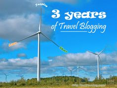We completed 3 years of travel blogging and have some tips to share : http://mntravelog.com/travel-inspiration/3-years-travel-blogging-lessons-learned/