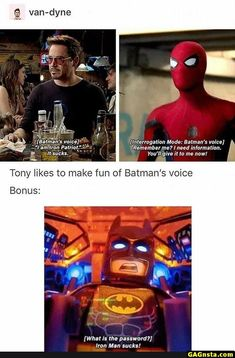 30 fotos engraçadas de Memes de hoje Marvel Avengers, Marvel Jokes, Marvel Dc Comics, Funny Marvel Memes, Dc Memes, Avengers Memes, Funny Memes, Hilarious, Funny Quotes