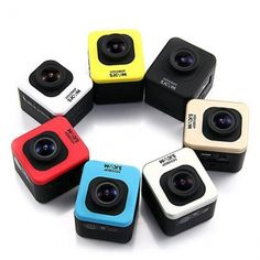 SJcam M10 Cube voitures Mini Full HD d'action étanche Sport Caméra
