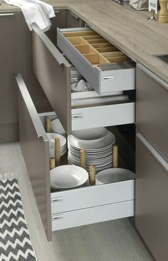 Inspirational Kitchen Drawers Kitchen Ideas Kitchens Drawer Organisers Searching House Ideas