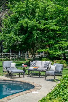 Check out Alfresco Home's website for more patio furniture like this! Comfort, value, design, and service...it's what we're all about!#AlfrescoHome #OutdoorLivingMadeEasy