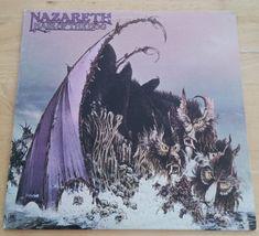 Zal Cleminson Of Nazareth Guitars 1978 1980 Nazareth