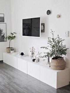 Minimalist Home Decor, Minimalist Interior, Minimalist Bedroom, Modern Minimalist, Minimalist Kitchen, Minimalist House, Minimalist Wardrobe, Minimalist Lifestyle, Muebles Rack Tv