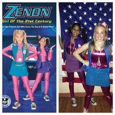 Zenon and Nebula costume!!!