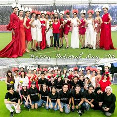 Happy National Day Singapore With love from to all! Happy National Day, Happy Day, Singapore, Lifestyle, Twitter, Instagram Posts