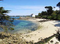 Port-Blanc, Brittany