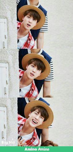 Jin oppa♡ #BTS #방탄소년단