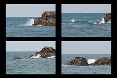 Promenade en bateau en baie de Saint-Malo Vagues et écume