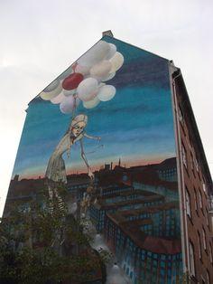 Copenhagen (Denmark) street art - Google Search