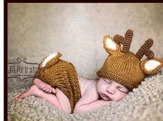 When I go to sleep I count antlers, not sheep