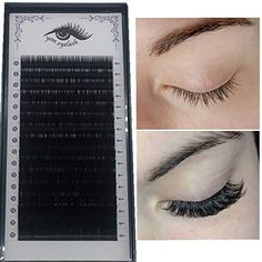 0.15 C MIXed 8-15mm eyelash extensions,Faux mink eyelashes,volume lash extensions,soft mink lashes,silk false eyelash... Silk Lashes, Mink Eyelashes, Volume Lash Extensions, Individual Eyelash Extensions, Individual Lashes, Volume Lashes, Makeup Brands, Usa, Things To Sell