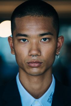 Earth Vangwithayakul at J. Portrait Inspiration, Character Inspiration, Beautiful Men, Beautiful People, Asian Male Model, Male Models Poses, Face Study, Face Reference, Portraits