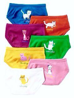 97126ea7a278 Cat underwear Baby F, Cute Pants, Girls In Panties, Cat Day, Kid