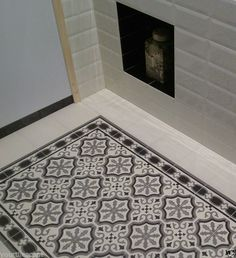 Abbey Waverley Victorian Pattern Encaustic Effect Wall & Floor Tiles £89.90sqm