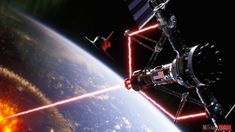 News Space, Us Air Force, Global News, Spaceship, Weapons, Darth Vader, Military, Space Ship, Weapons Guns