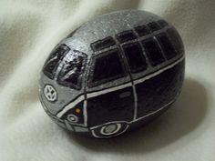 Volkswagen rock art