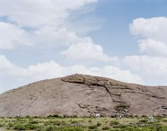 Independence Rock: Natrona County, Wyoming