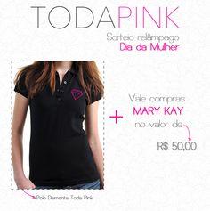 Polo Toda Pink