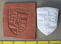 Leather Embossing Stamp Custom Made
