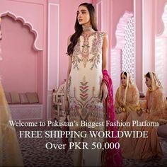 NIHAAL – LAAM Dress Neck Designs, Stylish Dress Designs, Stylish Dresses, Pakistani Fashion Party Wear, Pakistani Outfits, Kurta Style, Designer Punjabi Suits, Inspirational Celebrities, Thread Work