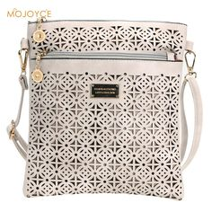 5d94c8abc9f7 Designer Hollow Out Women Messenger Bags Brand Women Handbags Women Bags  Shoulder Crossbody Bag Handbags Bolsa Feminina