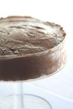 Musse Royal de chocolate: veja receita do chef francês Olivier Anquier (Foto: Rogério Voltan )