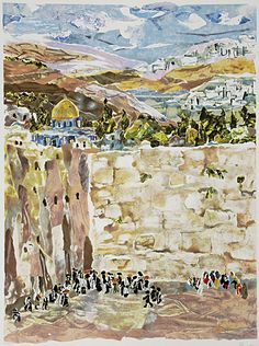 View 1 of The Wailing Wall