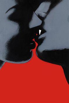 フェルナンド・ビセンテのブラム・ストーカー著「ドラキュラ」の挿絵