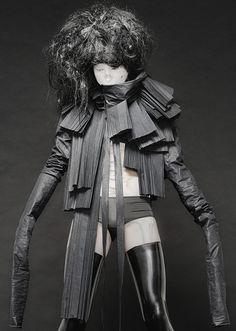 """Crisis"" Exhibition |FAT| Fashion Week Photography by KARINA JØNSON"